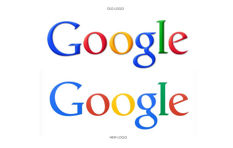 google - logo restyling