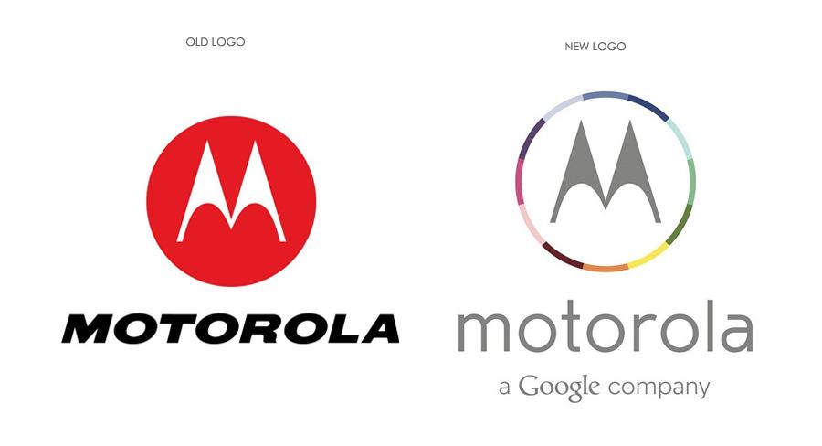 motorola - logo restyling