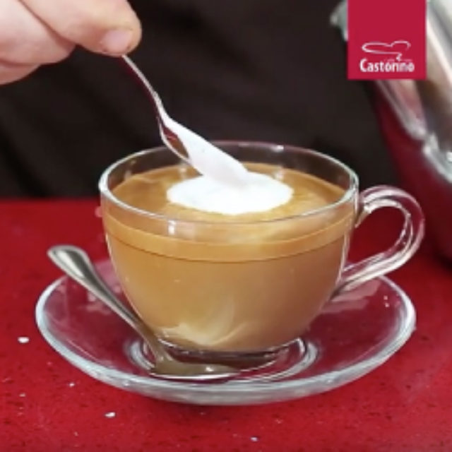 Latte Art Cappuccino – Castorino Caffè